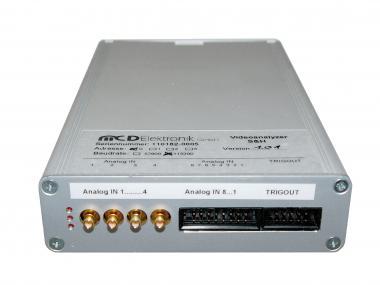 Videoanalyzer f. digital RGB u.analog (Komplettgerät #7628)