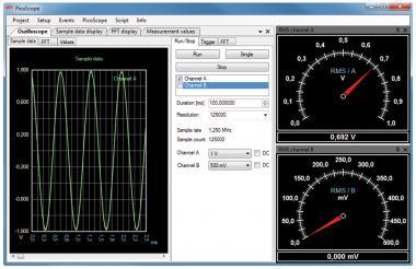 Lizenzgebühr für Toolmonitor PicoScope