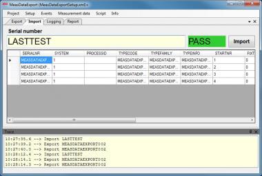 Lizenzgebühr für Toolmonitor Messdaten-Export