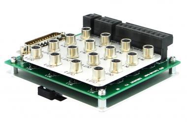 Sensor-Aktor Verteiler für Mech8IO komplett mit Montagesockel