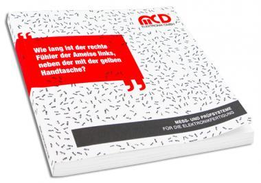 MCD Produktbuch