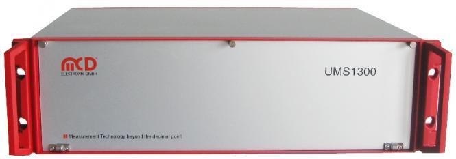 ULC 3HE Messsystem mit MCD USB Messkarte