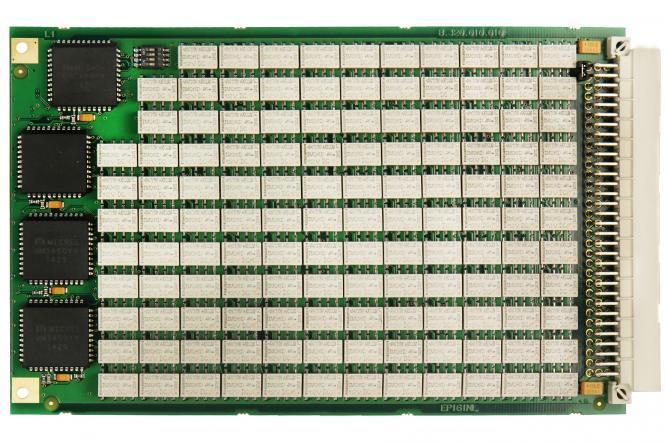 Kreuzmultiplexer für Meßsystem 32x4 Relais